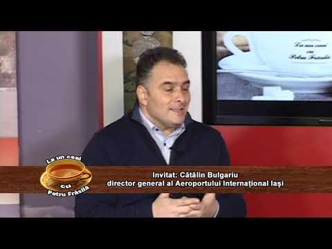 La un Ceai cu Petru Frasila – inv. Catalin Bulgariu