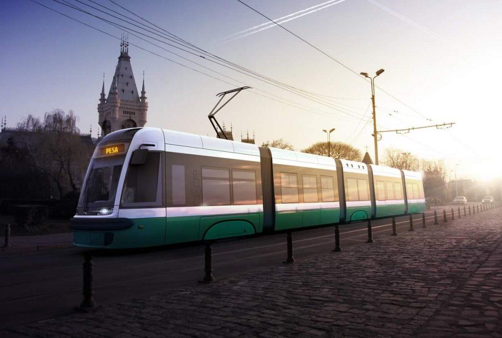 Cu vor arata tramvaiele aduse la Iași dacă vor fi livrate de polonezii de la Pesa
