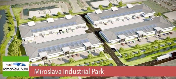 Un nou parc industrial va fi construit la Miroslava