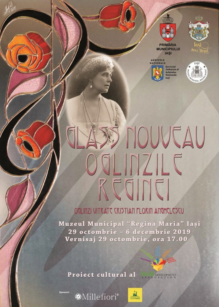 """Glass Nouveau- Oglinzile reginei"" – Iași"