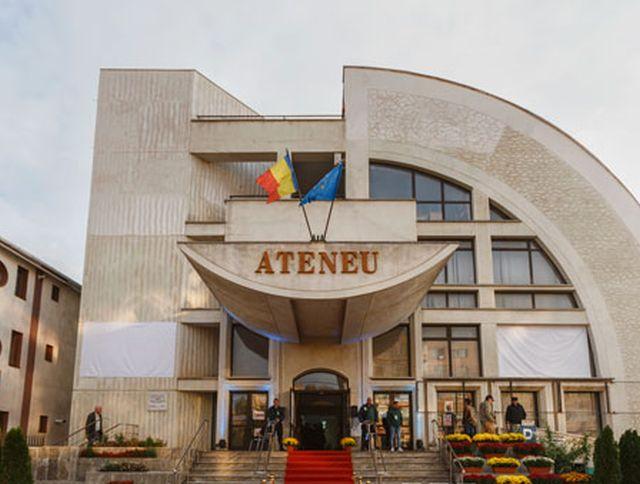 Săptâmână cu spectacole de comedie la Ateneul Național din Iași