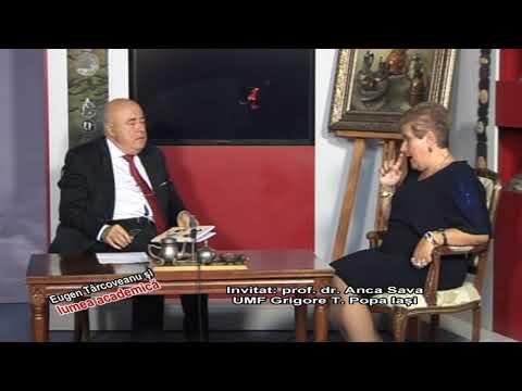 LUMEA ACADEMICA – PROF.UNIV.DR. ANCA SAVA 03.10.2019